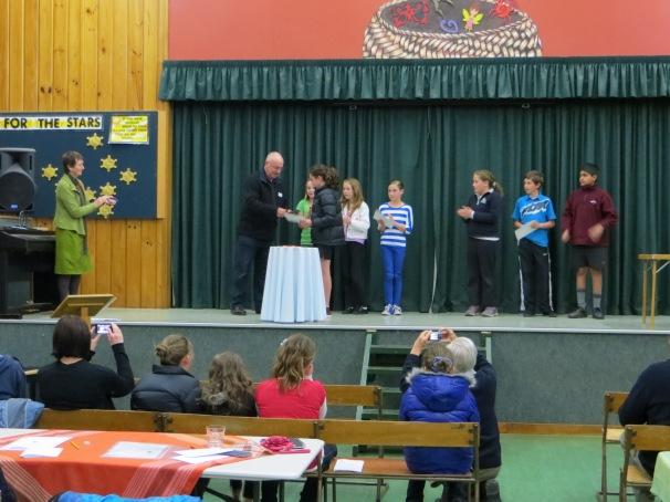 Schools Speech Contest